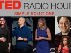 The TED Radio Hour - Simple Solutions - Podcast