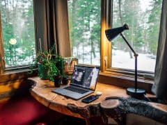 Working Remotely in Isolation - Wolfmind - Cover Photo by Robert Nickson