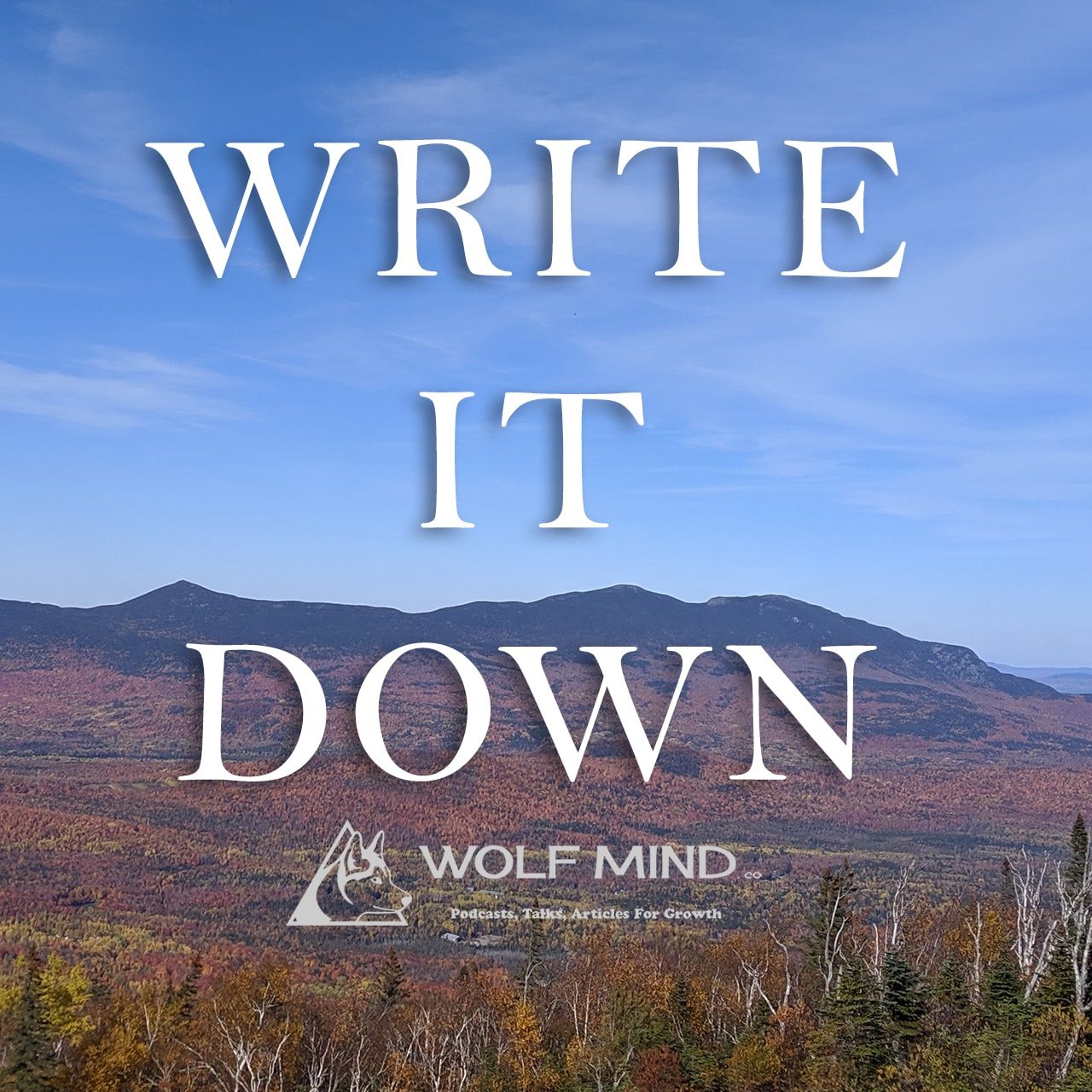 Write it Down - Tools and Info for Improving your note-taking skils